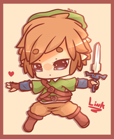 Skyward Sword Link! by Hina-Mi