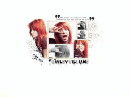 Hayley Williams. by Spenne