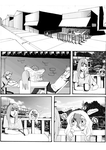 Crash'n'Burn Comic Page 1 by kamuka7