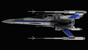 New X-Wing 04 by peterhirschberg