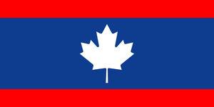 [custom] flag of Canada by LarrySFX