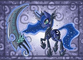 Battle Luna by raptor007