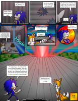Sonic the Hedgehog Z #3 Pg. 11 July 2013 by CCI545