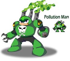 Pollution Man RQ by spdy4