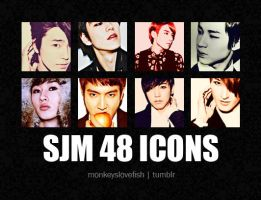 SJM 48 Icons by sujuglobalelfs