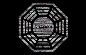 Dharma Initiative (free wallpaper) Static by adamforce