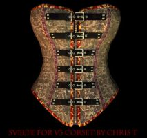 Svelte for V3 Corset by Everild-Wolfden