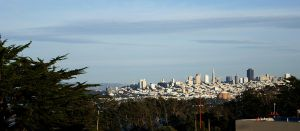 Skyline SF by MaximePerrin