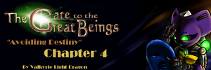 GTTGB - Avoiding Destiny - Chapter 4 by JarODragon