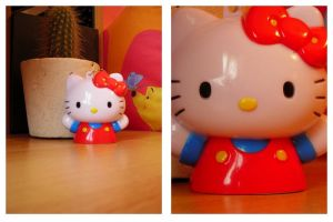 Hello Kitty by natyna82