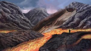 The Lone Guy: Lava by Ranfield