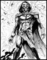 Victor Von DOOM by MonsterSaw