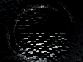 Tunnel of Extrusions by dza1994