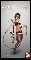 Merry Christmas 2012 by Ruloc