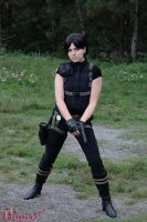 Ada Wong RE4 Assignment cosplay V by Rejiclad