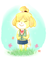 isabelle by kyoukorpse