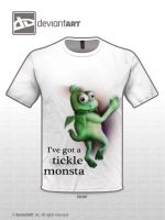 Tickle Monsta by 8025glome