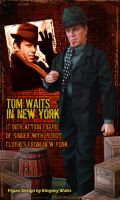 Tom Waits in New York Doll by kingsley-wallis