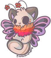 :Chibi Fly: by PrePAWSterous