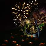 Contest Entry: Diwali by Dido-Antares