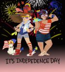 HAPPY FOURTH OF JULY!! by kbird1994