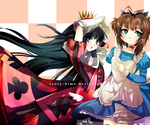 Clamp in Wonderland by Lolisoup