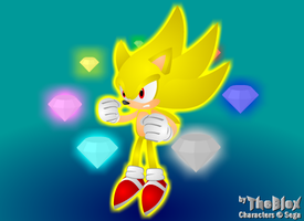 Super Sonic by TheBlox