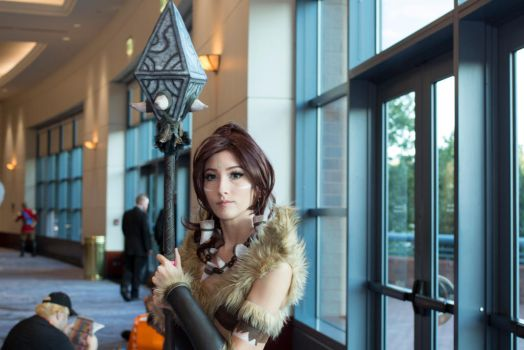 Nidalee by mkparksphotography