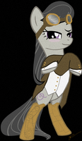 Steam Punk Octavia by Kittyhawkman