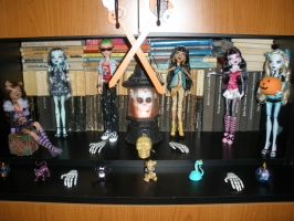 Monster High Halloween Contest by Bj-Lydia