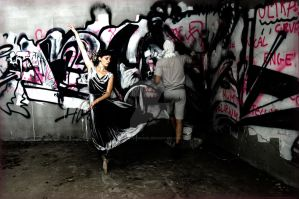 DANCING WITH MYSELF by DorothyBhawl