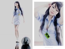 Flow II by LittleJean
