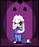Undertale - I Have To Go by CoolFireBird