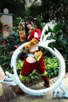 Tira 4- Eurobeat King by DustbunnyCosplay