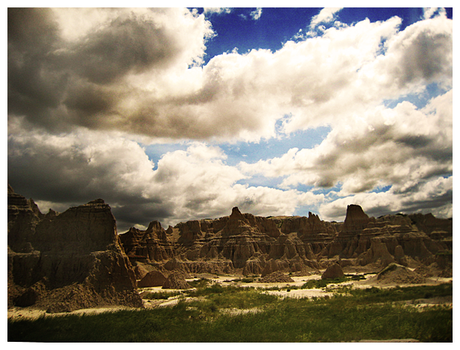 The Badlands by Break-the-Sky