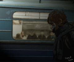 Underground Mole by Gregory-Welter