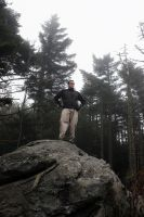 Me on a Boulder by rdswords