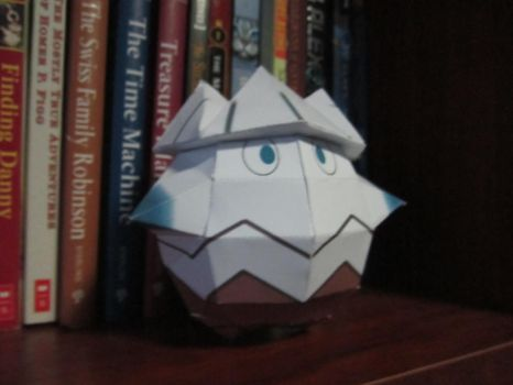 Snover Papercraft by WellRead