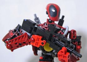 Deadpool BR by Deadpool7100