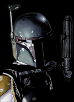 Boba Fett by darthgaul