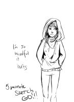 mindful sketches kill. by TheJung