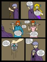 Fantasy Problem: Paths 14 by CrazyCowProductions