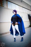 Teen Titans - Raven 5 by LiquidCocaine-Photos