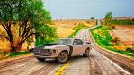 1970 Ford  Mustang Boss 429 by melkorius