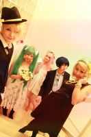 Vocaloids Party by YuUKIisM