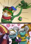 Yordle Fangirls by KittyConQueso