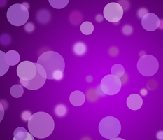 {Texture} Purple Bokeh by Externity