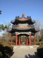 Pagoda in the Temple of Heaven by ChocolateStarfire