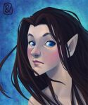 Elf by thundercake