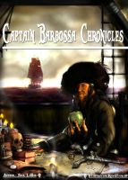 Captain Barbossa Chroniken by KomyFly